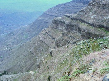 opal bearing cliffs