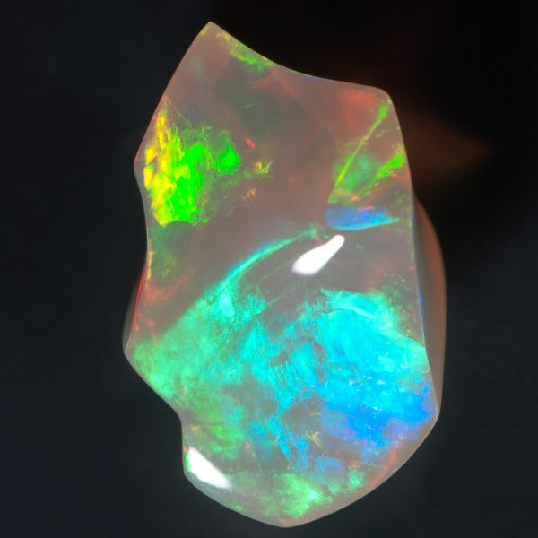welo opal carving