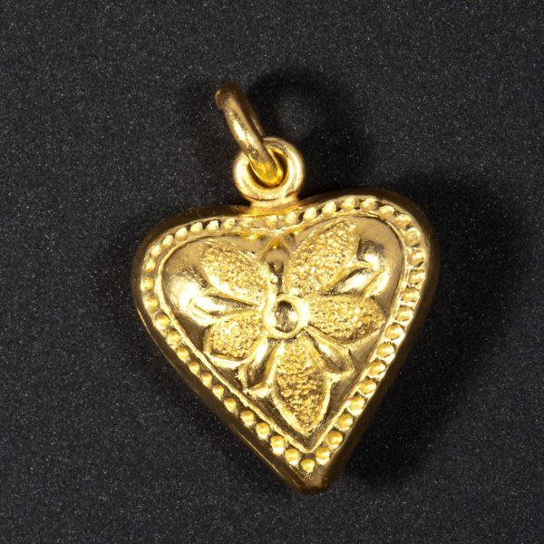 Thai Heart Pendant