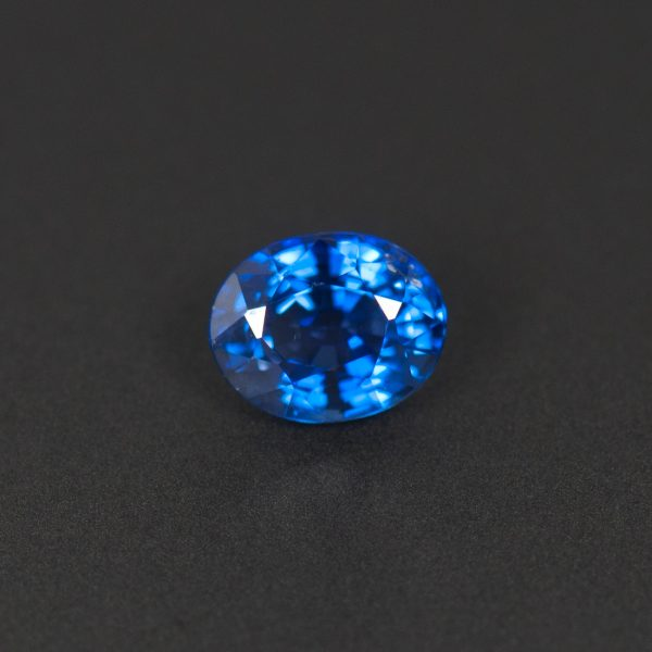 Blue Sapphire Oval Selection 0.4-0.6 ct