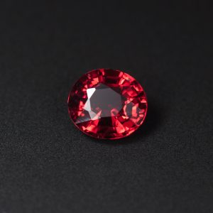 Red Spinel Oval 0.8ct