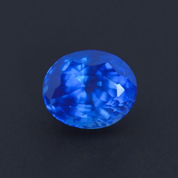 Blue Sapphire Oval 2.05 ct