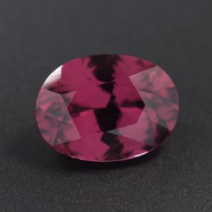Purple Rhodolite Oval 3.4ct