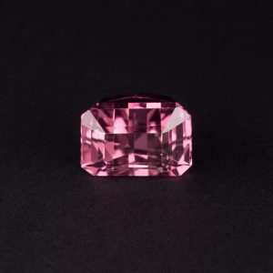 Purple Tourmaline emerald mix cut